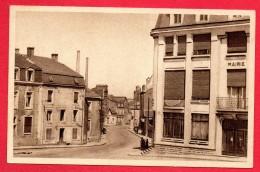 54. Environs De Longwy. Longlaville. Rue Jeanne D' Arc. Mairie - Autres Communes
