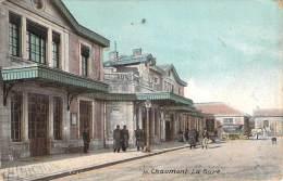 52 - Chaumont - La Gare - Chaumont
