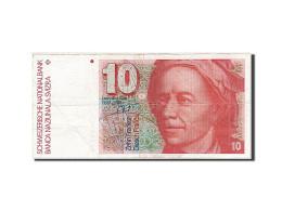 Suisse, 10 Franken, 1976-1979, KM:53i, 1991, TB+ - Suisse