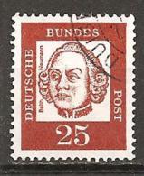 ZBRD 1961 // Mi. 353 Y O - [7] République Fédérale
