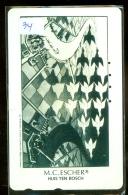 Télécarte JAPON PEINTURE * ART * ESCHER * TELEFONKARTE * Gemälde (34) Phonecard Japan * KUNST * SCHILDERIJ - Peinture