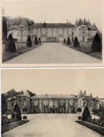 DEPT 92 : Malmaison ; Lot De 2 Cartes Du Chateau - Rueil Malmaison