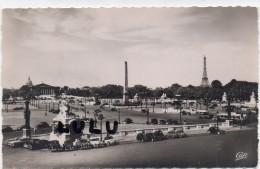 DEPT 75 : Paris 08 : Place De La Concorde - Paris (07)