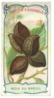 Chromo Chocolat Aiguebelle - Noix Du Brésil - Aiguebelle