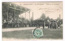 41. - MONTLUCON. - Le Vélodrome. - Tribune Et Contrôle. - Montlucon