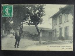 Belmont Avenue De La Poste - Belmont De La Loire
