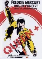 The Freddie Mercury Tribute Concert - Concerto E Musica