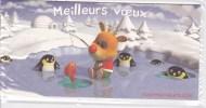 France Bloc Souvenir N° 15 Meilleurs Voeux, Blocs Sous Blister Xx - Bloques Souvenir