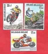 862 ~~ 1999 - BELGIQUE  N°  2819 / 21  Neufs - Belgique