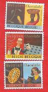 864 ~~ 1999 - BELGIQUE  N°  2825 / 27  Neufs - Belgique