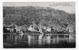 BEAULIEU - LE PORT HAUT - CPA NON VOYAGEE - Sonstige Gemeinden