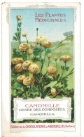 Chromo Chocolat Aiguebelle - Les Plantes Médicinales - Camomille - Aiguebelle