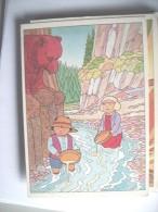 New Zealand Graham Percy Illustration For Children E - Nieuw-Zeeland