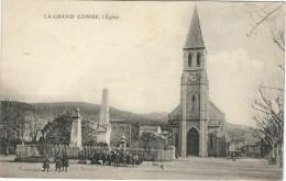 Gard : La Grand Combe, L'Eglise - La Grand-Combe