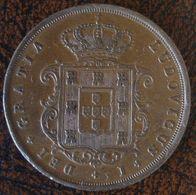 (J) PORTUGAL: 20 Reis 1873 XF (551)  SALE!!!!!!!!!!!!!!!!!! - Portugal