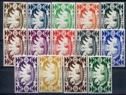 Océanie         (Ets Français Dans L')         155/168  ** - Oceania (1892-1958)