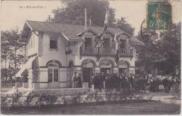 CAMBO LES BAINS ( 64 - Pyrénées - Atlantiques ) - Le Pavillon Du Mimosa Club ( Belle Vue Animé, Personnes ...) - Cambo-les-Bains