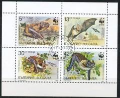 Bulgarien - Mi .Nr.   3741 - 3744    -   Klbg  -      Gestempelt - Bulgarien