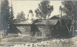 SUEDE - 1923 - CARTE PHOTO De HOLEN TÄLLBERG VOYAGEE De MALMÖ Pour LERUM - Suecia