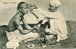 INDE(TYPE) BARBER - India