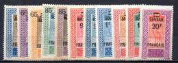 3/ Soudan  : N° 42 à 52 Neuf X MH , Cote :   88,00 € , Disperse Trés Belle Collection ! - Soudan (1894-1902)