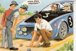 """Louis CARRIERE   """"   Vous étes Pressés? """" N° 50396 - Carrière, Louis"""
