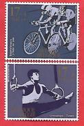 899 ~~ 2001 - BELGIQUE  N°  3012 / 13**  Neufs - Belgique