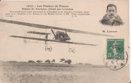 Aviation Biplan  Farman Par Loridan