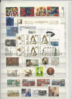 Germany, Mostly ART, (2 Scans) Most ** - Briefmarken