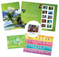 COLLECTOR De 2009 - LA FRANCE COMME J´AIME - Antilles (Guadeloupe + Martinique) - France