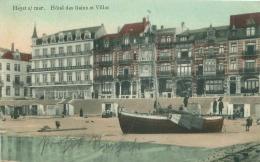 HEYST S/mer - Hôtel Des Bains Et Villas - Heist