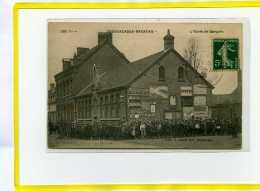 Coudekerque-Branche ,  L'Ecole De Garçons 1908 - Coudekerque Branche