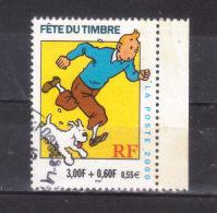 N° 3304 Oblitéré  La Fête Du Timbre  3.00 Fr + 0.60 - France