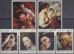 Belgica 1976 Nº 1811/16 Nuevo - Bélgica