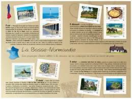 COLLECTOR De 2010 - LA FRANCE COMME J´AIME - Basse-Normandie - France