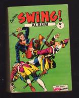 Album N°5 Capitaine SWING - Captain Swing