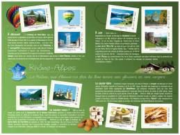 COLLECTOR De 2010 - LA FRANCE COMME J´AIME - Rhône-Alpes - Collectors