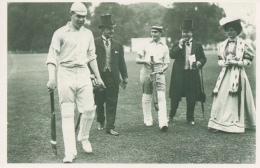 Nostalgia Postcard Modern - Cricket At Eton 1907 - Cricket