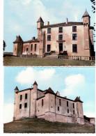 Monbadon - 2 CP Du Château Manoir Fortifié - France