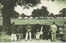 Nostalgia Postcard Modern -the Canterbury Cricket Festival 1938 - Cricket