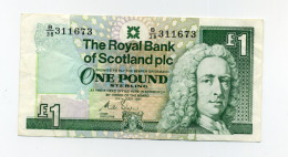 ONE POUND - [ 3] Scotland