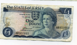 ONE POUND - Jersey