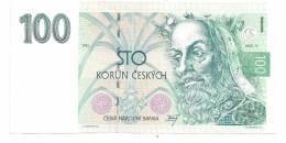 Czech Republic 100 Korun 1993 AUNC - Czech Republic