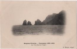 CPA Campagne Du DUGUAY TROUIN 1905 Capri  Geiser Alger - Italy