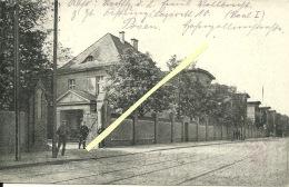 Poznan Posen  With Stampel War 1914 1918 Festunglazarett Posen Kaserne Der Konigsjager - Poland
