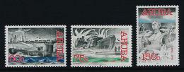 Aruba 222-4 MNH WWII, Submarine, Ships, Military - Nederland