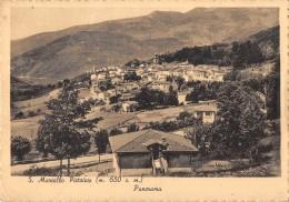 "05195 ""SAN MARCELLO PISTOIESE (PT) - PANORAMA "" CART. POST. ORIG. SPEDITA 1953. - Italia"