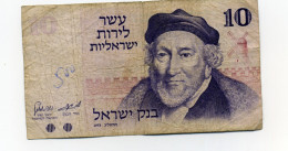 10  SHEQUEL - Israel