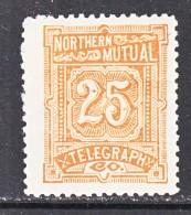 U.S.  11 T 4  * - Telegraph Stamps