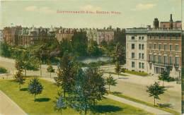 BOSTON - Commonwealth Ave - Boston